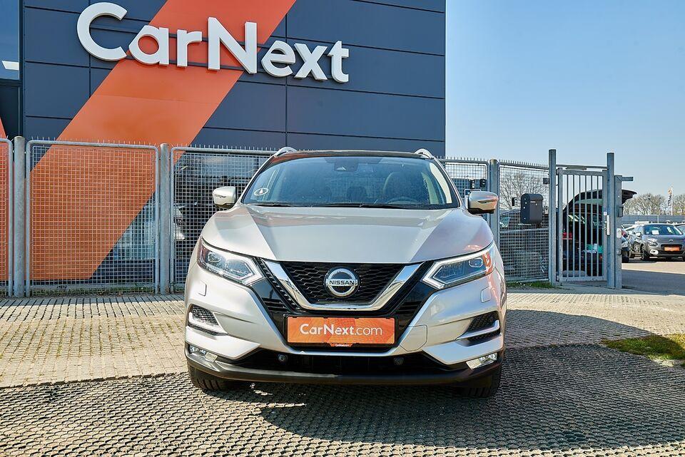 Nissan Qashqai 1,6 dCi 130 Tekna Diesel modelår 2018 km
