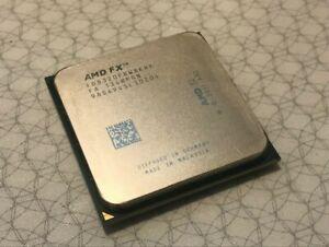 Amd Fx 8320 3 5ghz 4 0ghz 8 Core Processor Black Edition Fd8320frw8khk Cpu Am3 Ebay