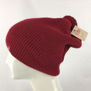 919e9ed1c4250 Image is loading Levis-Red-Pom-Pom-Beanie-Hat