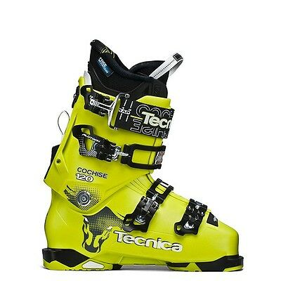 Scarponi sci Skiboot All Mountain Freeride TECNICA COCHISE 120 season 2015/2016