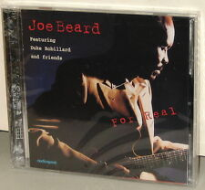 AudioQuest CD AQCD 1049: Joe Beard / Duke Robillard - For Real - USA 1998 SEALED
