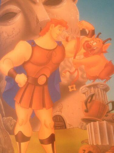 Walt Disney/'s Hercules Movie Poster New