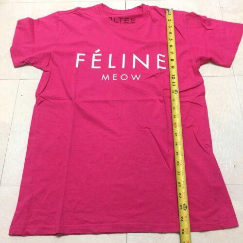 vendita media Feline In White Pink dettaglio Lichtenberg Tee Brian al Taglia Meow 60 8wnqHOPp