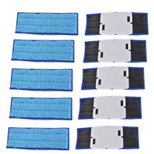 10Pcs Replacement Fabric Mopping Pads for irobot Braava Jet 240/241 HS1034