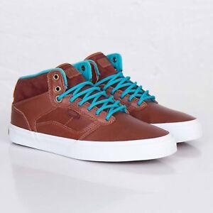 3bdaab917ab0c VANS Bedford (Boot) Brown/White OTW Casual Skate Shoes MEN'S 6.5 ...