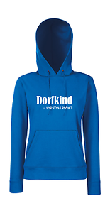 Pullover Dorfkind I Fun I Sprüche I Lustig I Sweatshirt