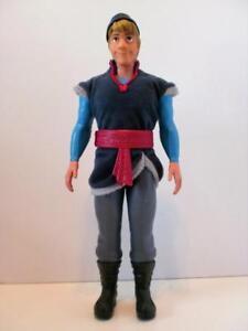 Rare Disney Fashion Boy Doll Frozen Movie Film Kristof Mattel Barbie