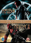 Hellboy/Hellboy 2 - The Golden Army (DVD, 2009, 2-Disc Set, Box Set)
