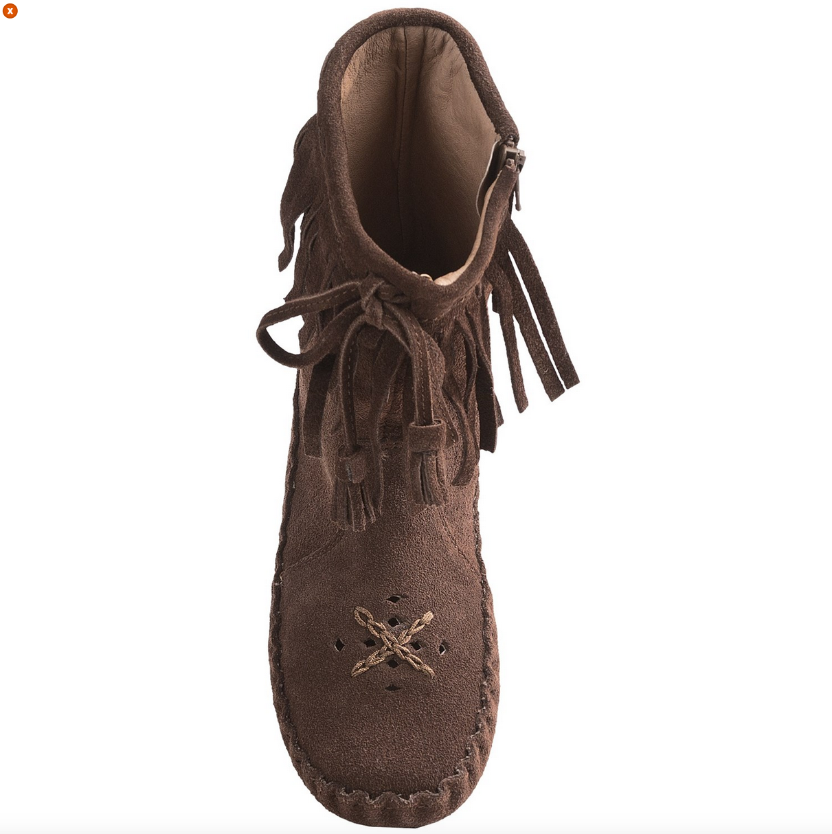 100 TINA PEACE Chocolate MOCCASINS Chocolate PEACE Braun PM447410 181849