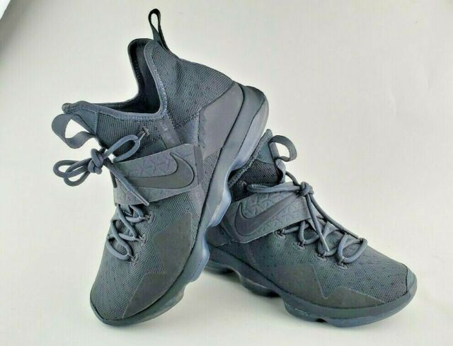 Nike Lebron XIV 14 Lmtd Zero Dark