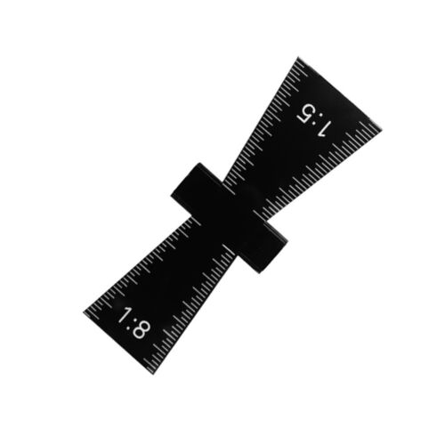 Alum Little Tool Dovetail Marker Gauge Marked FOR Softwood