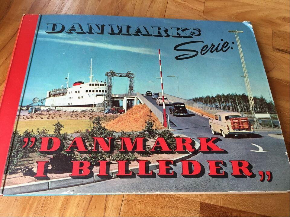 """Andre samleobjekter, Danmarks Serie: """"Danmark i"""