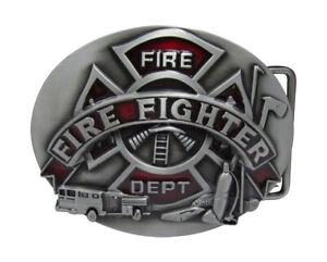Boucle-de-ceinture-pompier-fire-fighter-department