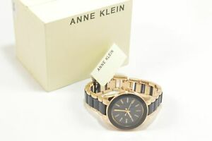 Anne-Klein-AK3214NVRG-Navy-Dial-Two-Tone-Stainless-Steel-Bracelet-Ladies-Watch