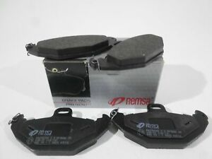 Set Pads Brake Pads Rear Remsa RENAULT Laguna