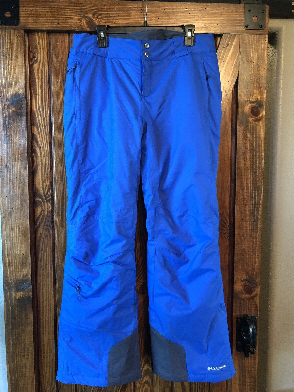 Women's Columbia Bugaboo Omni-Heat Ski Snowboard Pants Size  Large  best offer