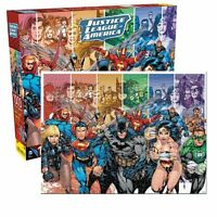 Justice League Of America Jigsaw Puzzle, 1000-piece , New, Free Shipping on sale