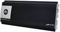 DB-Drive-PD2000-1-2000-Watt-RMS-Old-School-Competition-Mono-Amplifier-Car-Amp