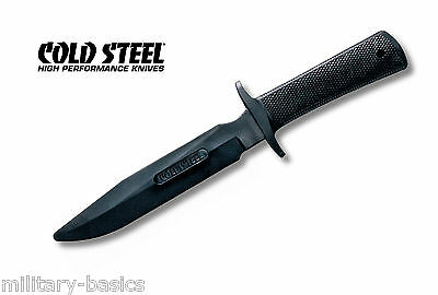 COLD STEEL Trainingsmesser Military Classic Gummimesser Rubber US Army Knife
