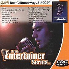 Sing Best of Broadway, Sing Best of Broadway V. 3, Excellent Karaoke