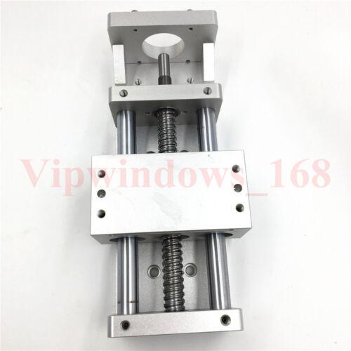 Electric Linear Rail Sliding Table Motion Module SFU1605 Ballscrew,DHL Free Ship