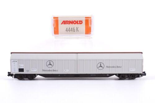 """Neu /""""6463 Arnold N 4446 K DB Großraum-Schiebewandwagen Habis Mercedes-Benz"""