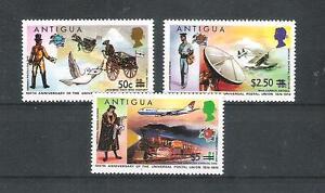 Antigua 355 - 57 Timbres-Poste Avec Impression (MNH)
