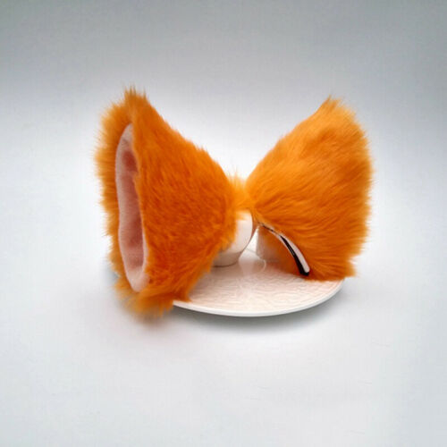 Popular Cosplay Costume Neko Halloween Hair Clip Ear Cat Ears Party Decoration