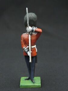54mm-Metal-Toy-Soldier-Scots-Guard-At-Present-LMS50