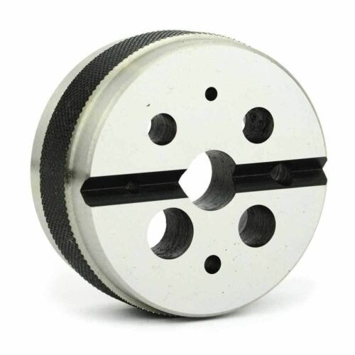 """3/"""" Round Bench Block Roll Pin Jig Holder for Punch Punching Rollpin"""