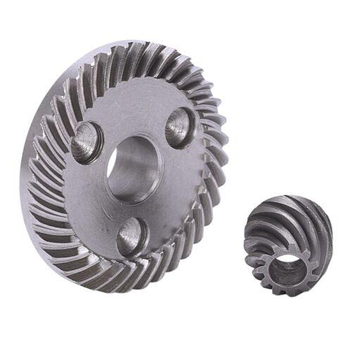 Dark Grauer Spiralsatz Kegelrad FÜR Makita 9523 Winkelschleifer N1W8