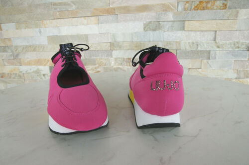 Scarpe Basse 39 Pantofole Gr Da Fucsia May Nuove Ginnastica Liu Jo Origin aqAZtFZcH7