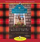 Sunday Philosophy Club by Alexander McCall McCall Smith (CD-Audio, 2006)