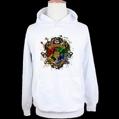 Harry Potter Hogwarts Design Men's Women's Graphic Hoodie Sweatshirt Hooded Tops