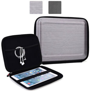 10-5-inch-Tablet-Hard-Shell-Water-Resistant-Zipper-Sleeve-Case-Cover-ABS09-11
