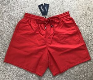 b620a99516 New w Tags Authentic Vilebrequin MOOREA Red Swim Trunks for Men L | eBay