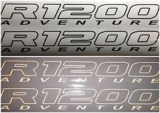 BMW R1200 2014 LC GS ADVENTURE REFLECTIVE STICKERS VINYL - THE1200STICKERS