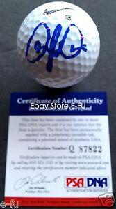 DOUG DAVIS Rare Signed Nike Golf Ball Auto PSA/DNA Autograph Milwaukee Brewers