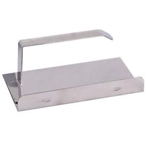 Stainless-Steel-Bathroom-Toilet-Paper-Holder-Rack-Round-Stand-Tissue-Wall-Shelf