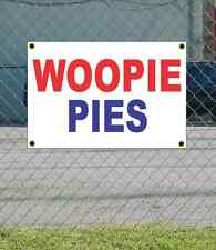 2x3 WOOPIE PIES Red White & Blue Banner Sign NEW Discount Size & Price