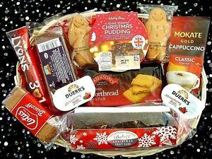 Luxury Christmas Food Treats Gift Hamper Set Present Couples Him Her Mum Dad Ebay