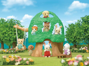Sylvanian-Families-Calico-Critters-Baby-Tree-House