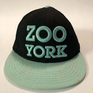Image is loading Zoo-York-SnapBack-Hat 1add9bc0b89