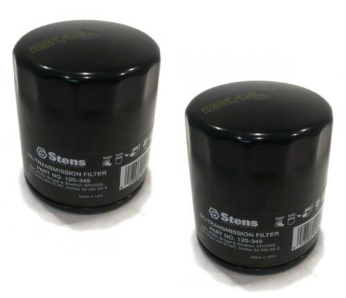 2 New OIL FILTERS for New Holland 8447554 87415600 Onan 122-0645 Toro NN10147