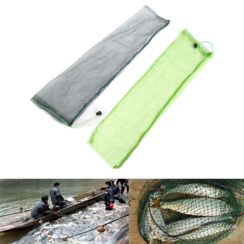 Fishing Net Trap Nylon Mesh Cast FisheryAccessoriesSimpleLoad Fish Bag-Tackle FL