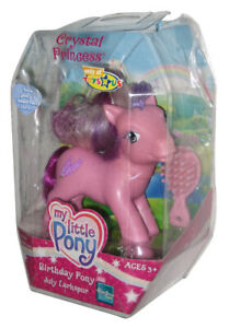 My-Little-Pony-G3-Crystal-Princess-Birthday-July-Larkspur-2005-Hasbro-Toy-Figu
