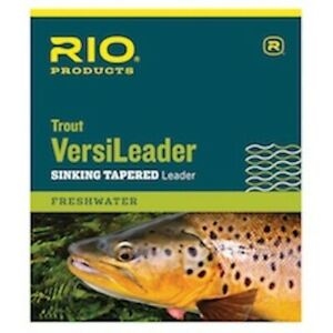 Rio-Trout-Versileader-Sinking-Tapered-Leader-7ft-12lb-4ips-Fly-Fishing