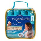 2 The Sleep Styler Heat Nighttime Hair Curlers 12 Mini 3 Inch Rollers
