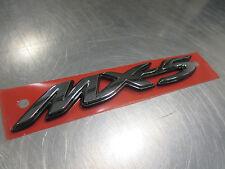 Mazda MX-5 Miata 2006-2015 New OEM Rear Chrome MX-5 Emblem NF79-51-721