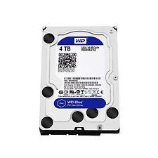 Wd Blue 4 Tb 3.5-inch Sata 6 Gb/s 5400 Rpm Pc Hard Drive - Sata - 7200 - 64 Mb